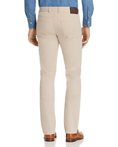 Canali - Stretch-Cotton Classic Fit Five-Pocket Pants