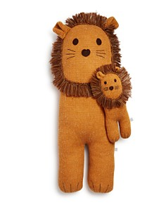 Albetta - Small & Large Soft-Knit Lion - Ages 0+