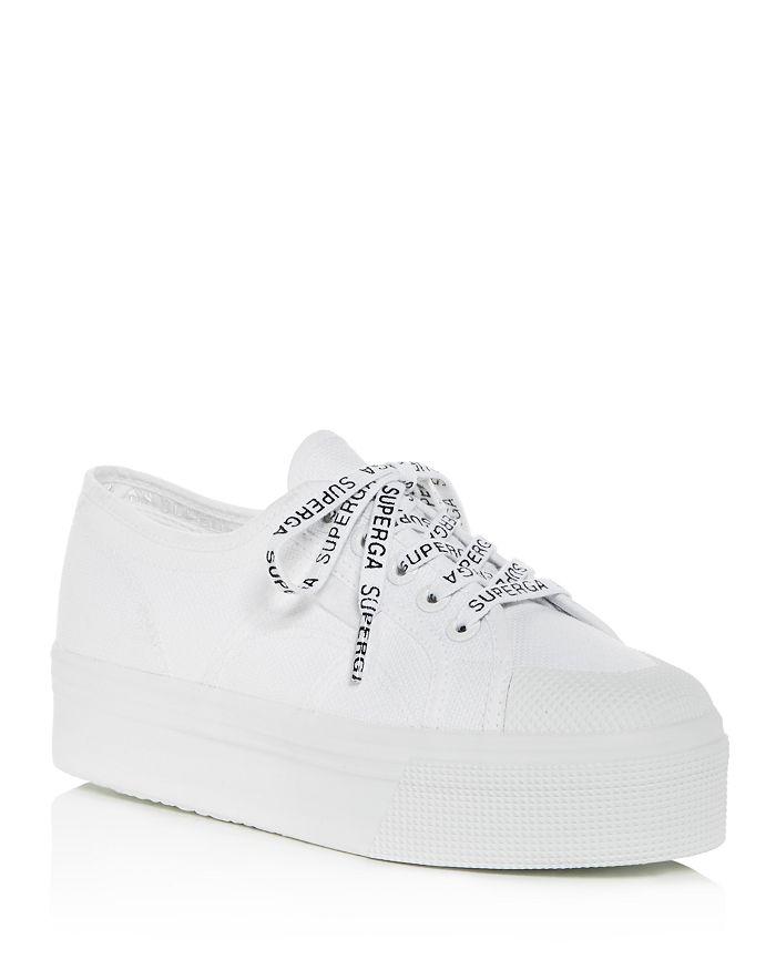 5278fb7259 Superga Women's Cotu Classic Low-Top Platform Sneakers | Bloomingdale's