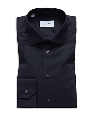 Eton Slim Fit Signature Twill Dress Shirt