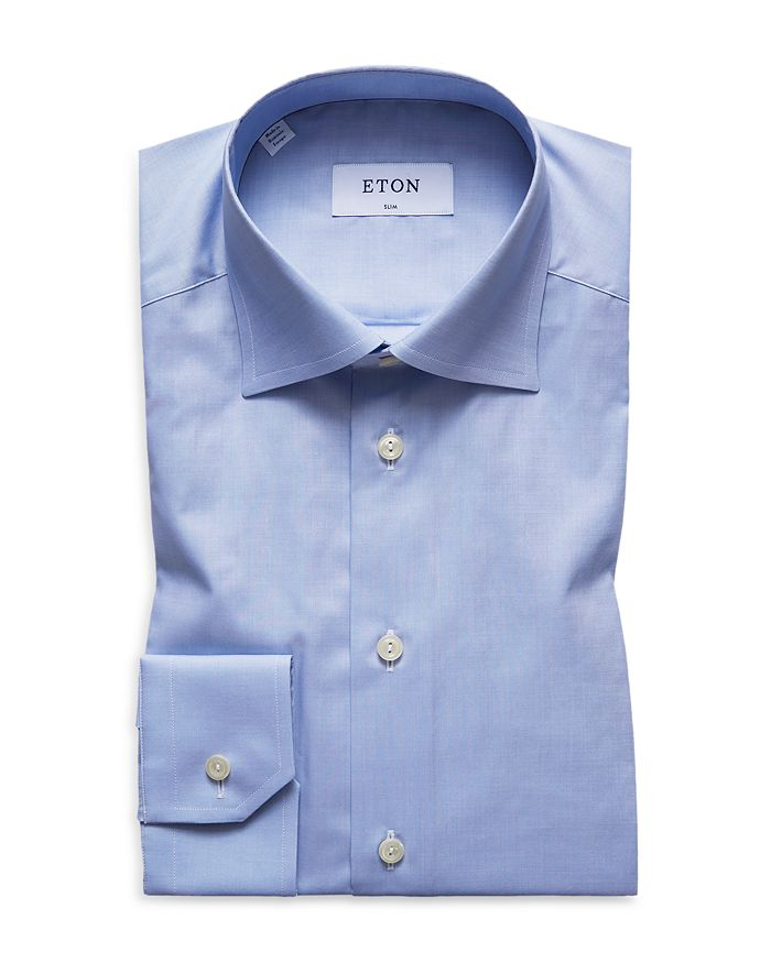 Eton - Basic Slim Fit Dress Shirt