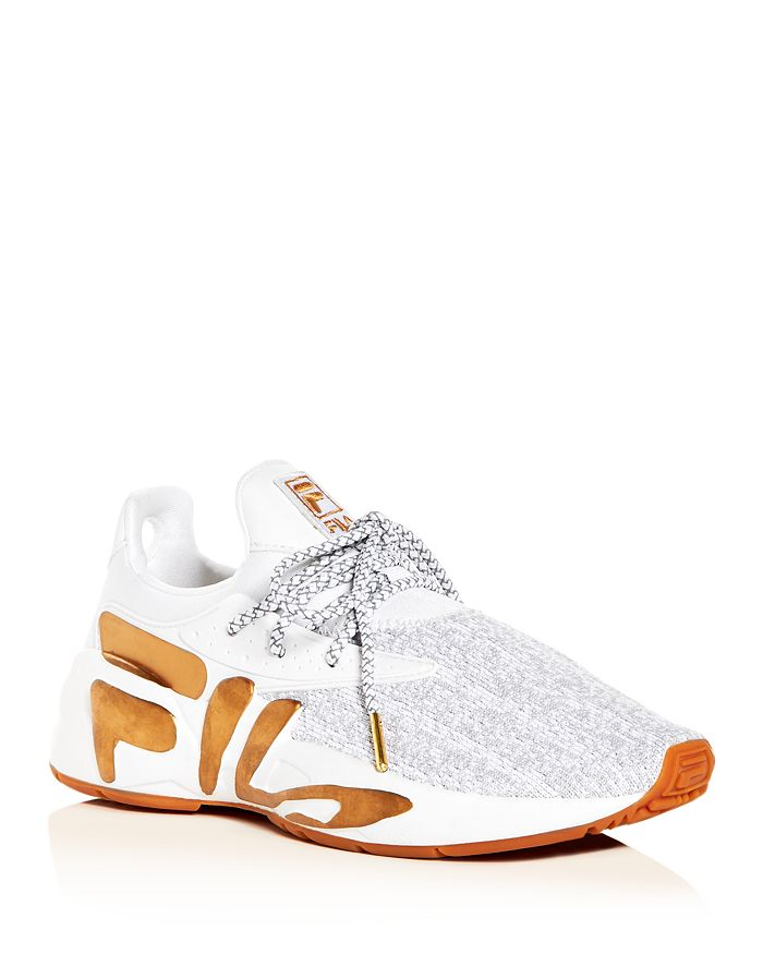 153204566650 FILA - Women s Mindbreaker Knit Low-Top Sneakers