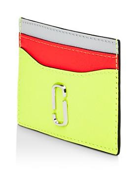 MARC JACOBS - Fluorescent Card Case