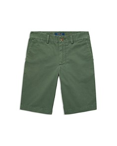 Ralph Lauren - Boys' Slim-Fit Cotton Chino Shorts - Big Kid