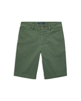 Ralph Lauren - Boys' Slim-Fit Cotton Chino Shorts - Big Kid