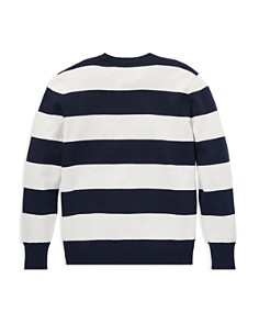 Ralph Lauren - Boys' Striped Cotton Sweater - Big Kid