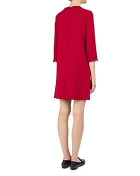 Gerard Darel - Amaya Scalloped Lace-Trimmed Dress