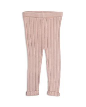 Tun Tun - Girls' Ribbed Knit Leggings - Baby