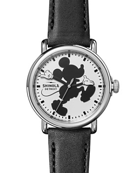 Shinola - x Disney Mickey Classics Collection Runwell Watch, 41mm