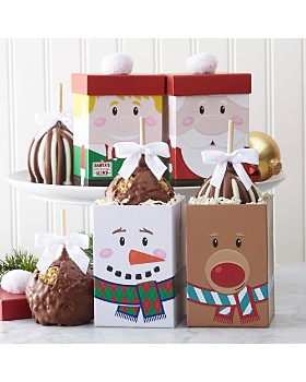Mrs. Prindable's - North Pole Pals Caramel Apples, Pack of 4