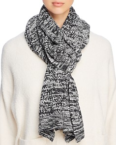 Eileen Fisher - Marled Knit Scarf