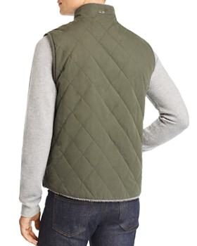 Men S Designer Vests Down Quilted Amp More Bloomingdale S