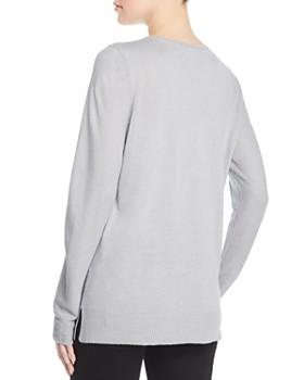 Design History - Asymmetric-Panel Sweater