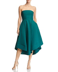 C/MEO Collective - Making Waves Strapless Dress - 100% Exclusive