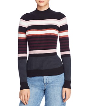 Heartloom - Matilda Striped & Ribbed Sweater