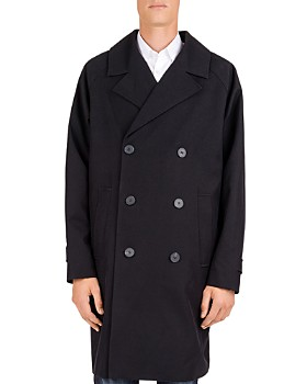 The Kooples - Fit Violette Double-Breasted Coat