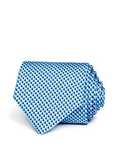Salvatore Ferragamo - Hearts Silk Classic Tie