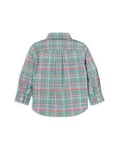Ralph Lauren - Boys' Plaid Cotton Poplin Shirt - Baby