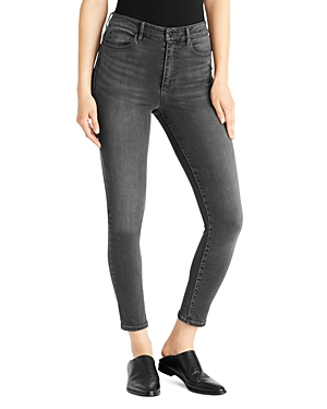Ella Moss High-Rise Ankle Skinny Jeans in Zoe