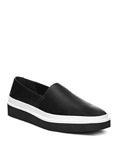 Via Spiga - Women's Travis Slip-On Platform Sneakers