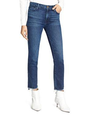 Sanctuary Modern Standard Straight Ankle Jeans in Elysian Blue 3165829