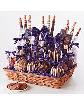 Mrs Prindables - Colossal Caramel Apple Gift Basket