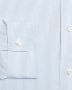 Brooks Brothers - Micro Stripe Classic Fit Dress Shirt