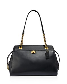 COACH - Parker Large Leather Carryall