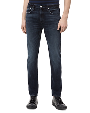 Calvin Klein Jeans Slim Fit Jeans in Boston Blue