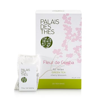 Palais des Thes - Fleur de Geisha