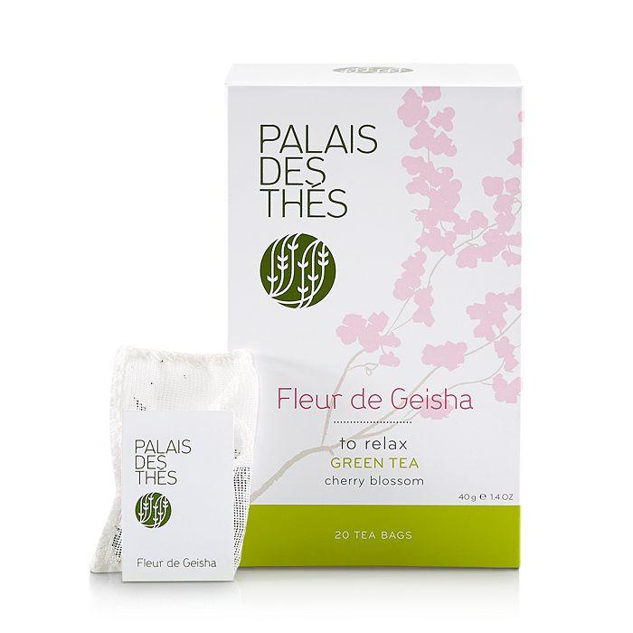 Palais des Thés - Fleur de Geisha