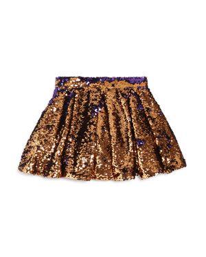 Bardot Junior Girls' Bella Reversible-Sequin Skirt - Little Kid