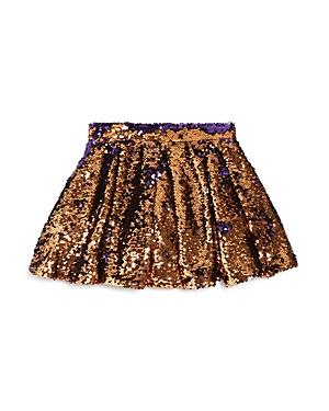 Bardot Junior Girls Bella ReversibleSequin Skirt  Little Kid