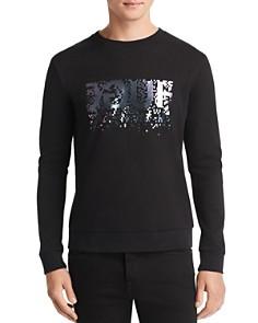 HUGO - Dicago Logo-Print Sweatshirt