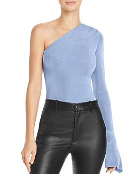 Alix - Eldridge One-Shoulder Bodysuit