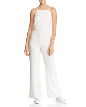 4f3d70c591 FRENCH CONNECTION - Whisper Wide-Leg Jumpsuit ...