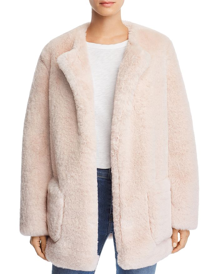 Apparis - Jessica Faux-Fur Coat
