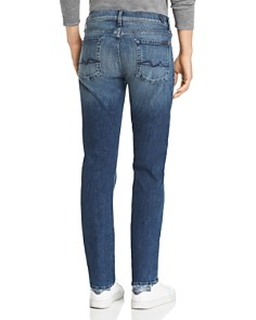 7 For All Mankind - Slimmy Slim Fit Jeans in Blitzen