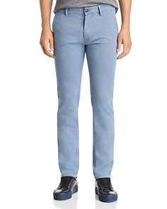 BOSS Hugo Boss - Schino Textured Slim Fit Pants
