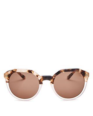 Women's Round Sunglasses, 52mm by Tory Burch