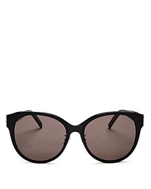 Saint Laurent Women\\\'s Round Sunglasses, 54mm-Jewelry & Accessories