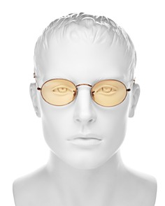 Ray-Ban - Men's Round Sunglasses, 51mm