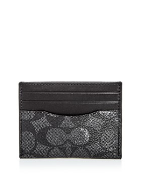 COACH - Signature Logo Card Case