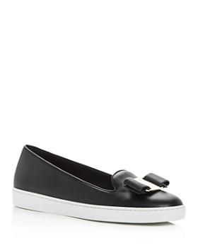 1673d7232b0 Salvatore Ferragamo - Women s Novello Slip-On Sneakers ...