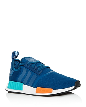 Adidas Originals Adidas Men S Nmd R1 Casual Sneakers From Finish Line In Blue  Night Blue f04f4a8394f3