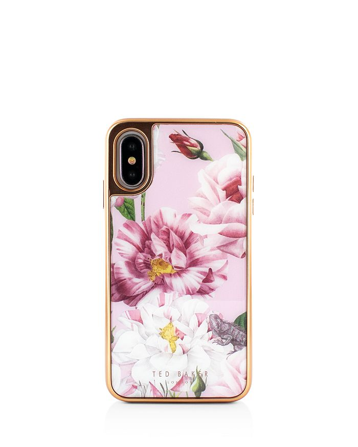 Ted Baker - Glass Inlay iPhone X And XS Case
