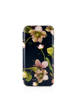 Ted Baker - Mirror Folio iPhone XR Case