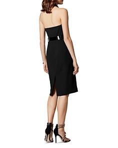 KAREN MILLEN - Halter Tuxedo Dress