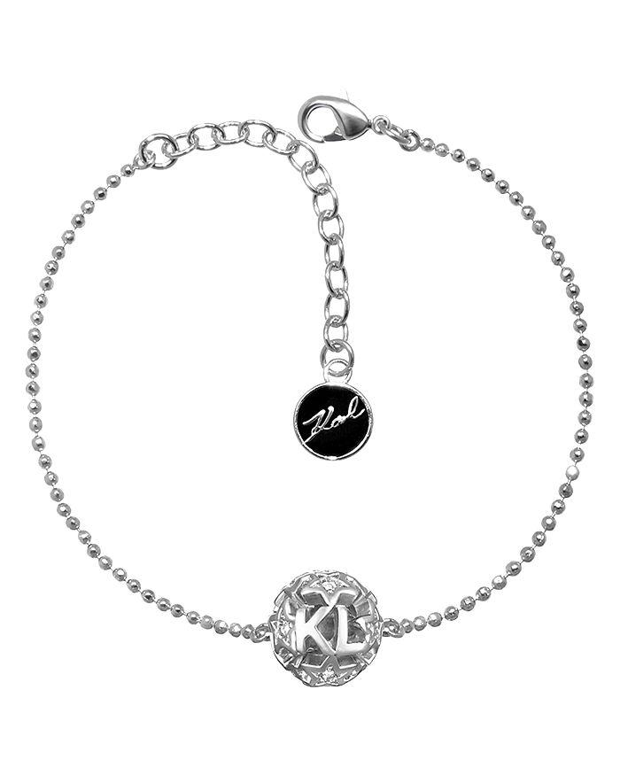 KARL LAGERFELD Paris - Karl Star Sphere Bracelet
