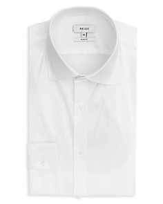 REISS - Oxider Slim Fit Dress Shirt